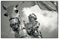 Joan of Arc, The Maid of Orleans - New Orleans, LA