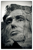 Honest Abe - Mt. Rushmore, SD