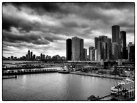 Storm over Chicago - Chicago, IL